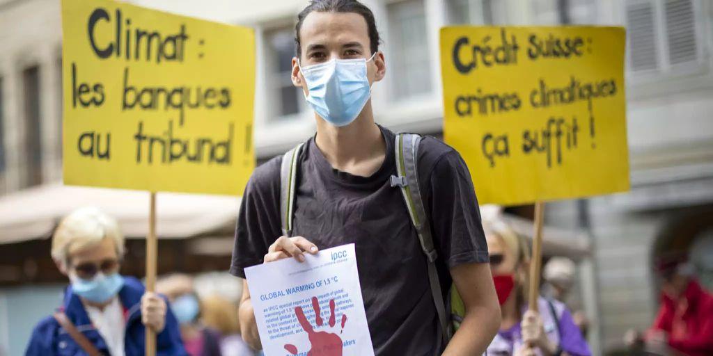 Klimaaktivist