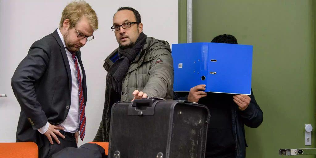 Münchner Paar soll Frau zu Sex mit 100 Männern gezwungen haben