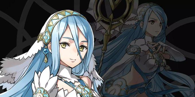 Fire Emblem Heroes Erhält Neue Legendäre Heldin Azura