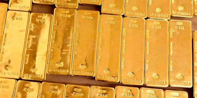 Barrick Gold Aktien