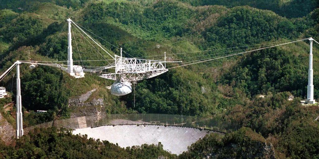 Das Eingestürzte Observatorium