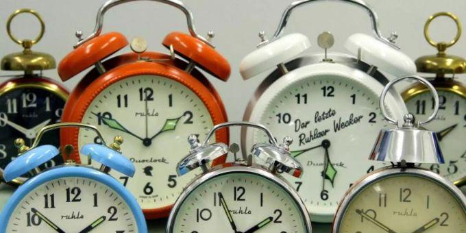 Uhrenumstellung 2021