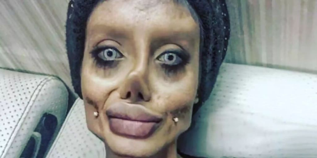 Zombie Angelina