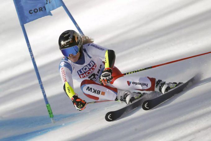 Lara Gut Bahrami