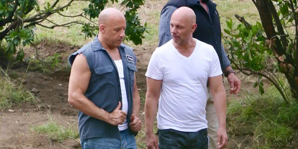 Vin Diesel Unfall