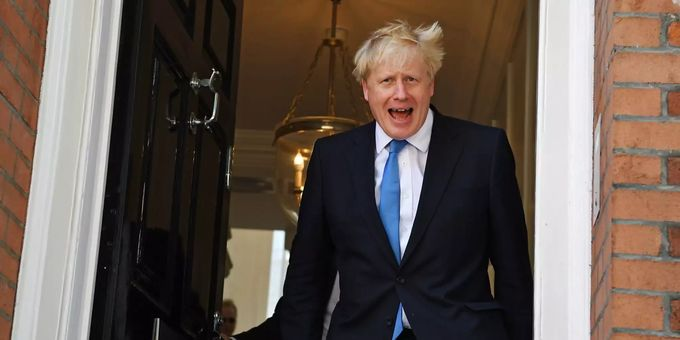 Boris Johnson Wilde Frisur Als Marketing Instrument