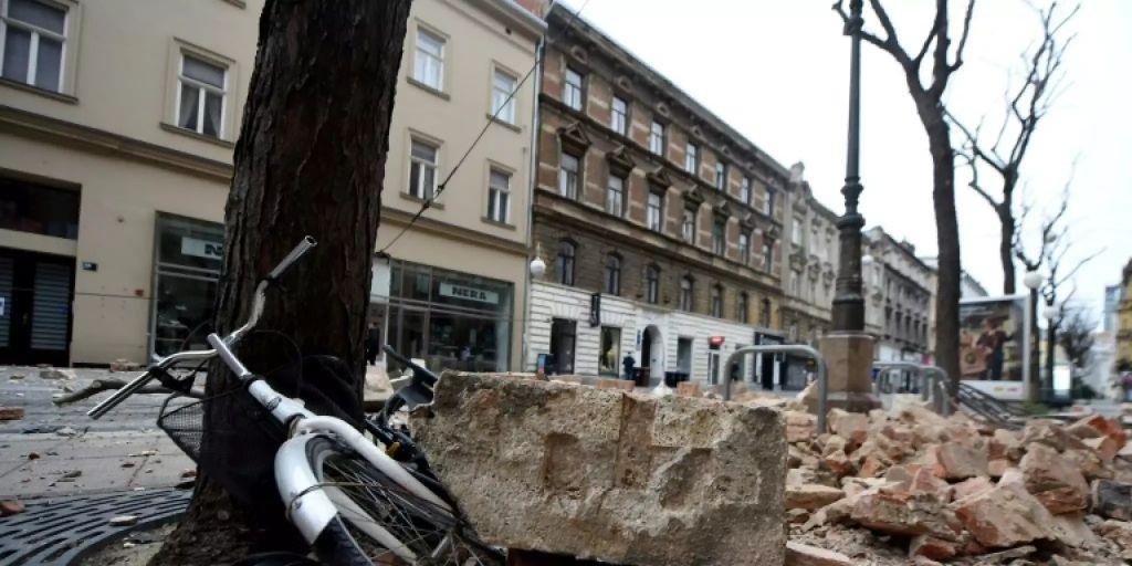 Schwerstes Erdbeben seit mehr als hundert Jahren ...