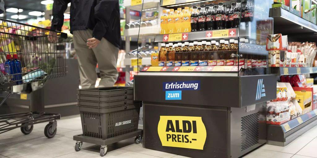 überfall Supermarkt