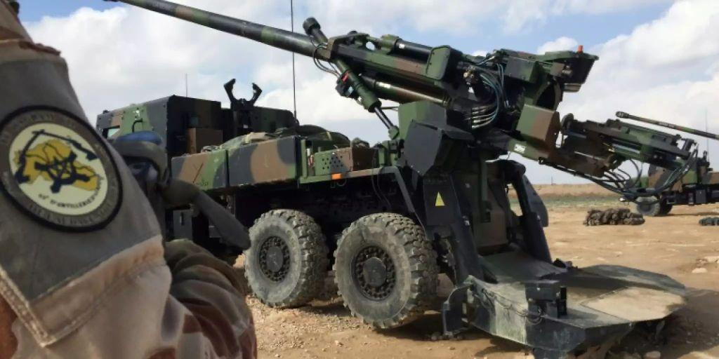 Deutsch-französische Absprache zu Waffenexporten an Drittstaaten stösst auf Protest