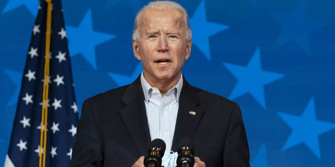 Il siriano Joe Biden