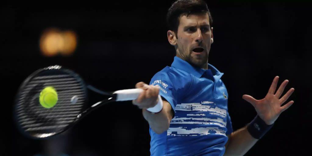 Novak Djokovic verliert gegen Dominic Thiem an den ATP Finals - Nau.ch