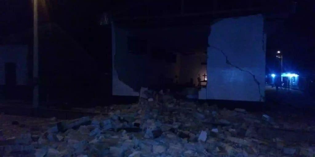 Schweres Erdbeben erschüttert Grenzregion von Peru