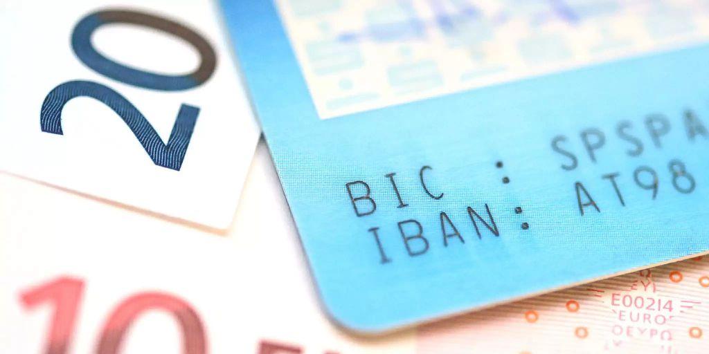 Iban Auf Karte.Swift Kappt Iranischen Banken Den Zugang