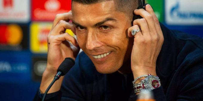 Ronaldo Uhr