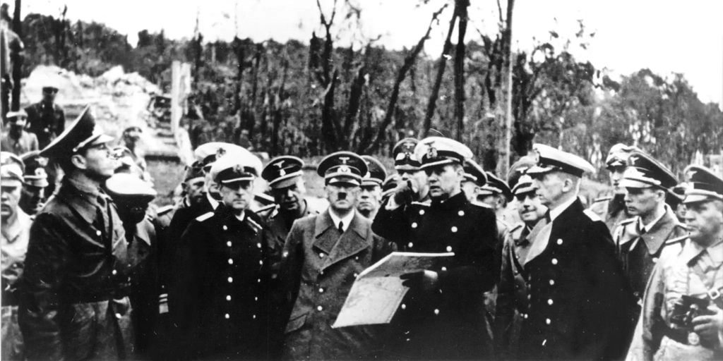 Hitlers Leichnam