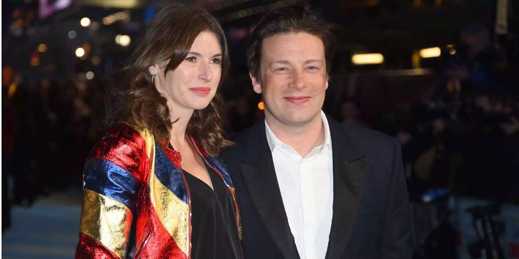 Jamie Oliver Ehefrau