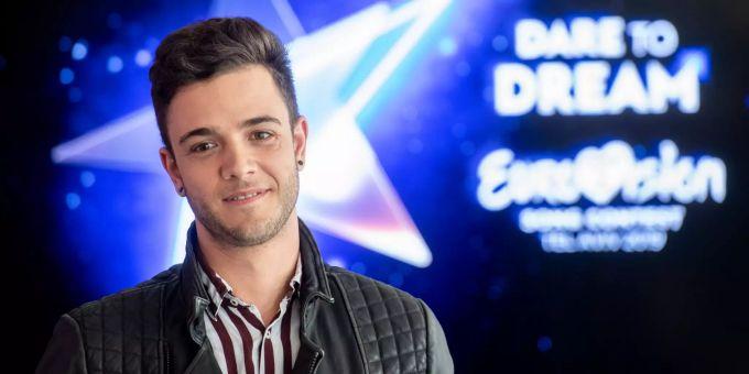 Luca Hänni besiegt den Eurovision-Song-Contest-Fluch