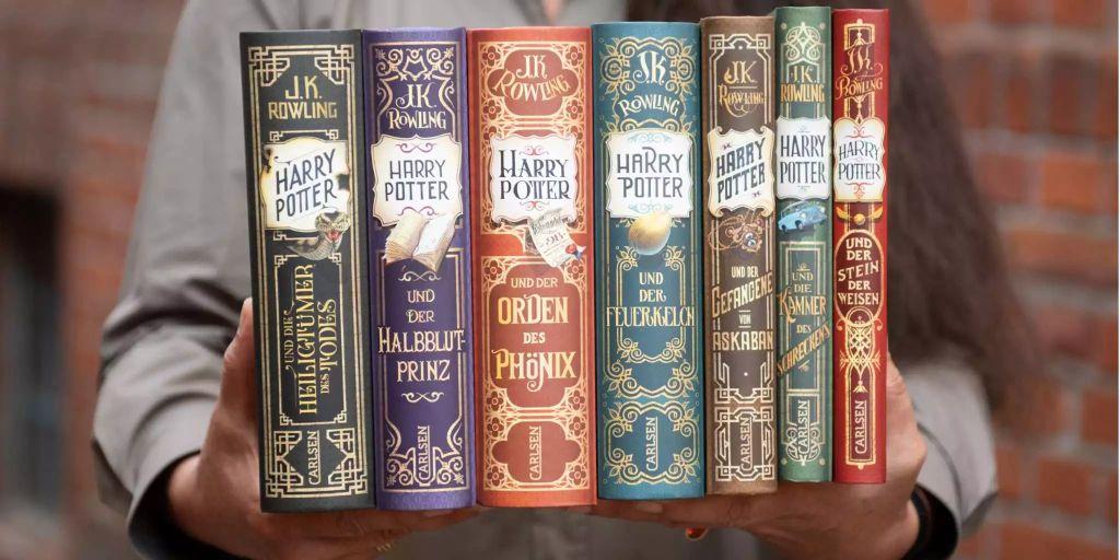Wann Kam Das Erste Harry Potter Buch Raus