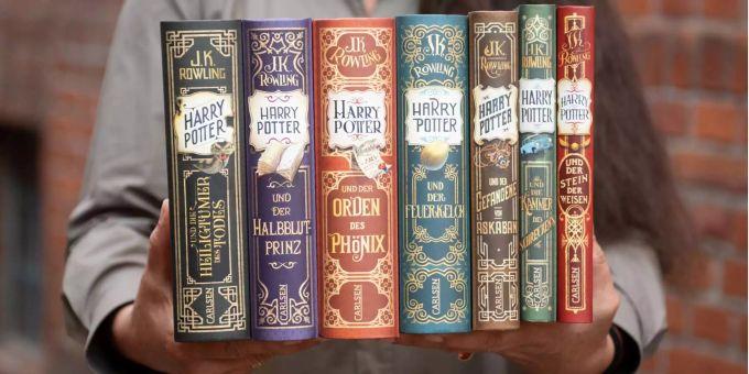 Harry Potter Vor 20 Jahren Erschien Der Stein Der Weisen