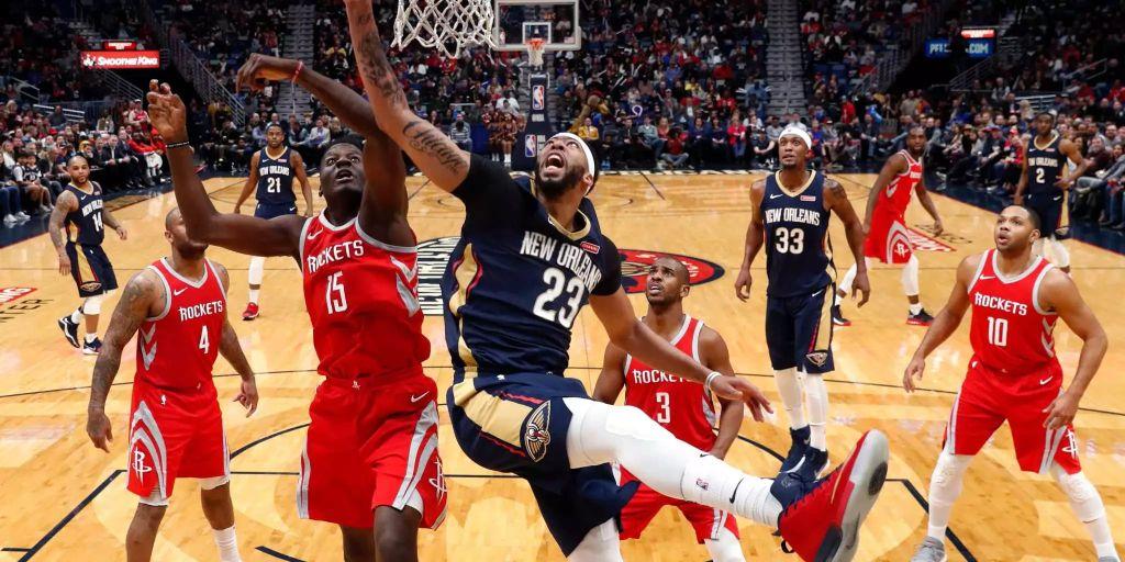 Pelicans Gegen Jazz