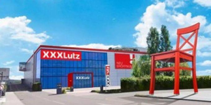 Der Xxxlutz In Rothrist Ag Ist Eröffnet