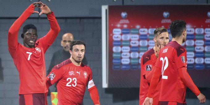 Svizzera Squadra Nazionale Qualificazioni Mondiali Lituania