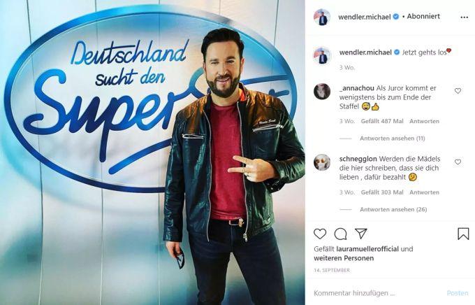 Jetzt Schlagt Dieter Bohlen Gegen Michael Wendler Zuruck
