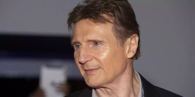 Freundin liam neeson Liam Neeson