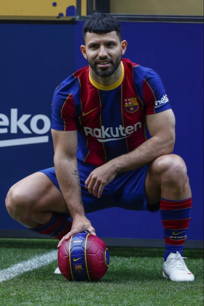 Lionel Messi Deshalb Ist Der Aguero Transfer Fur Barca So Wichtig