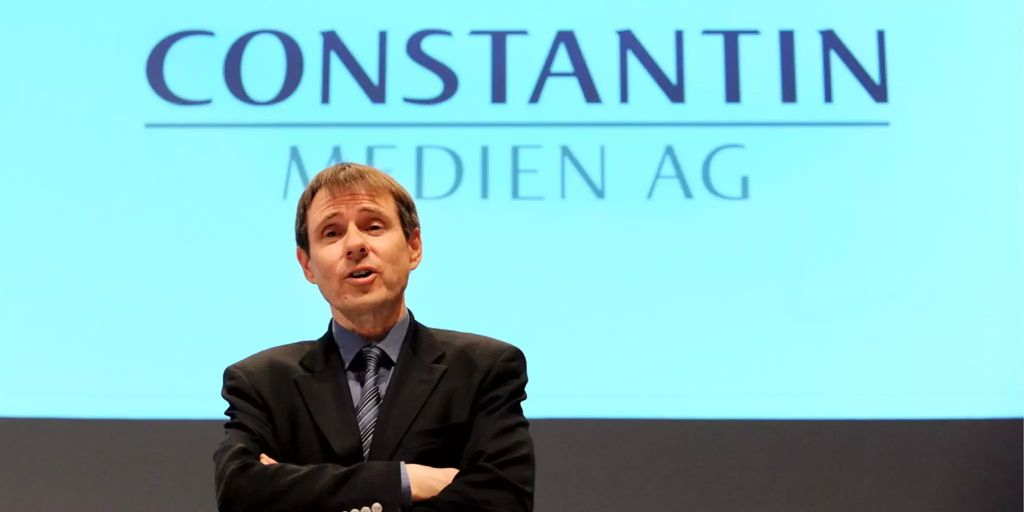 Constantin Medien Anleihe