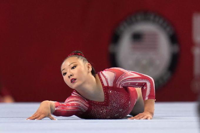 Olympia 2021 Kara Eaker