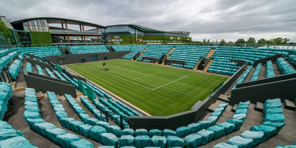 Wimbledon Final 2021