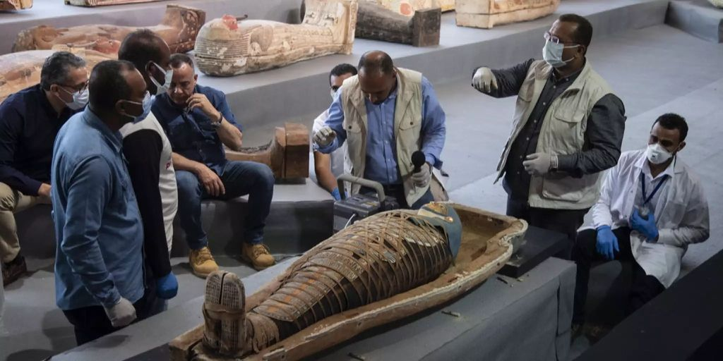 Was Sind Archäologen