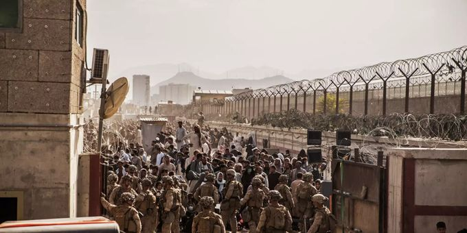 L'Afghanistan lasciato indietro
