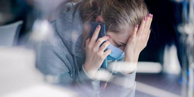 Risiko für psychische Probleme nach 10 Quarantäne-Tagen erhöht