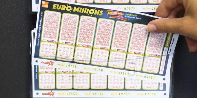 Euromillions Gewinner