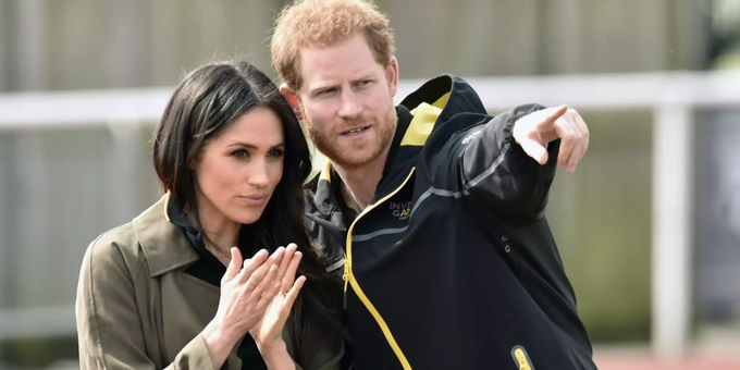 Hochzeit Prinz Harry Und Meghan