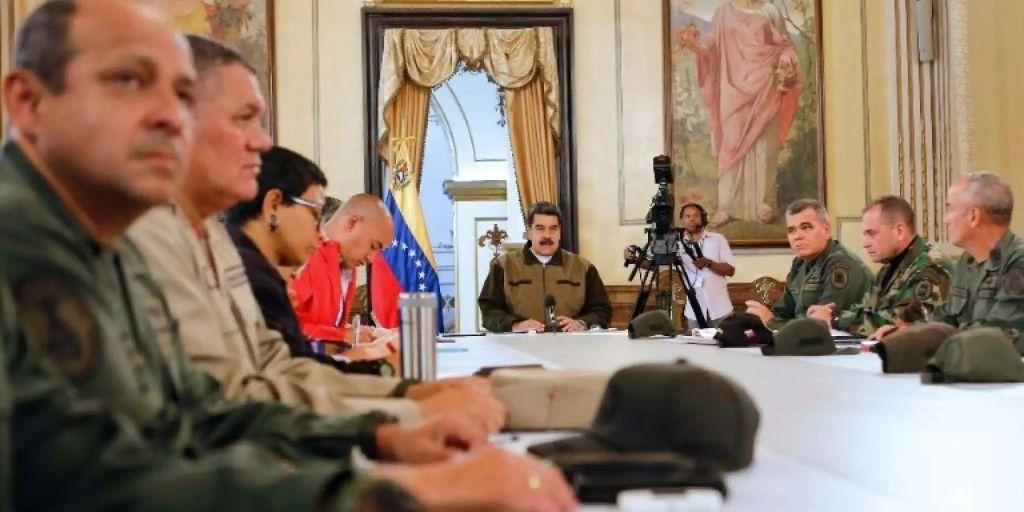 Maduro schafft Militärbrigade zum Schutz wichtiger Infrastruktur in Venezuela
