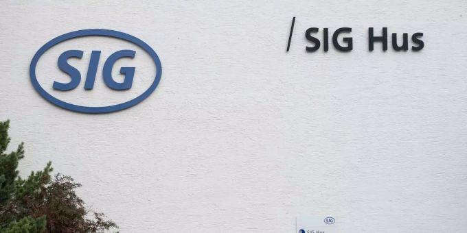 SIG soll bei Börsengang 3,6 Milliarden auf die Waage bringen