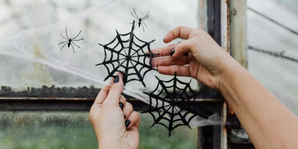Do It Yourself Dekoration Fur Halloween