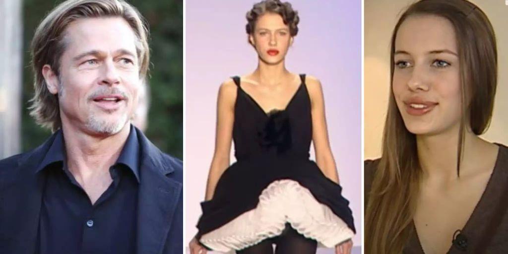 Brad Pitt Das Waren Die Wackeligen Anfange Seiner Neuen
