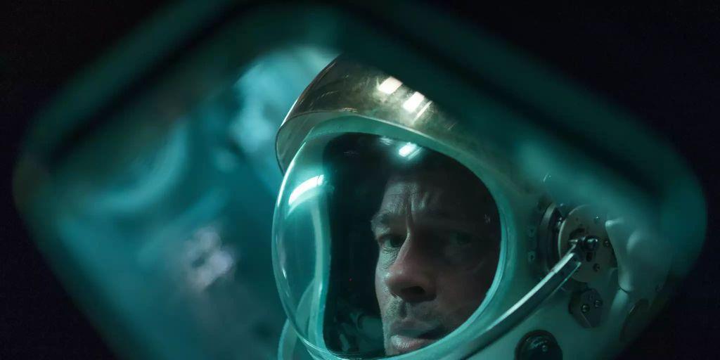Ad Astra Ist Ein Philosophisch Angehauchtes Drama Im Weltraum