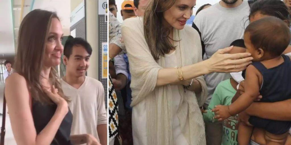 Angelina Jolie Will Nach Maddox Wegzug Ein Siebtes Kind Adoptieren