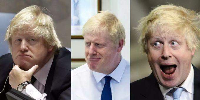 Boris Johnson Geboren